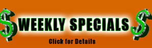 D's Weekly Specials
